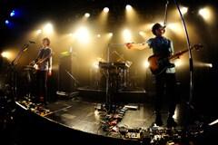 「Crazy Gonna Spacy Tour」2010年4月3日@LIQUIDROOM(Photo by Yuki Akase)