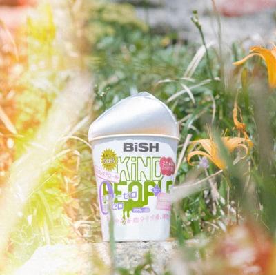 BiSH「KiND PEOPLE / リズム」[CD+DVD]