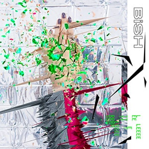BiSH「LETTERS」CD盤