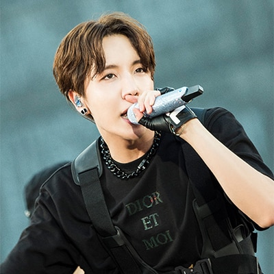 J-HOPE(BTS) © 2021 BIGHIT MUSIC / HYBE. All Rights Reserved.
