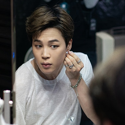 JIMIN(BTS) © 2021 BIGHIT MUSIC / HYBE. All Rights Reserved.
