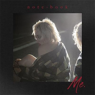 ちゃんみな「note-book –Me.-」