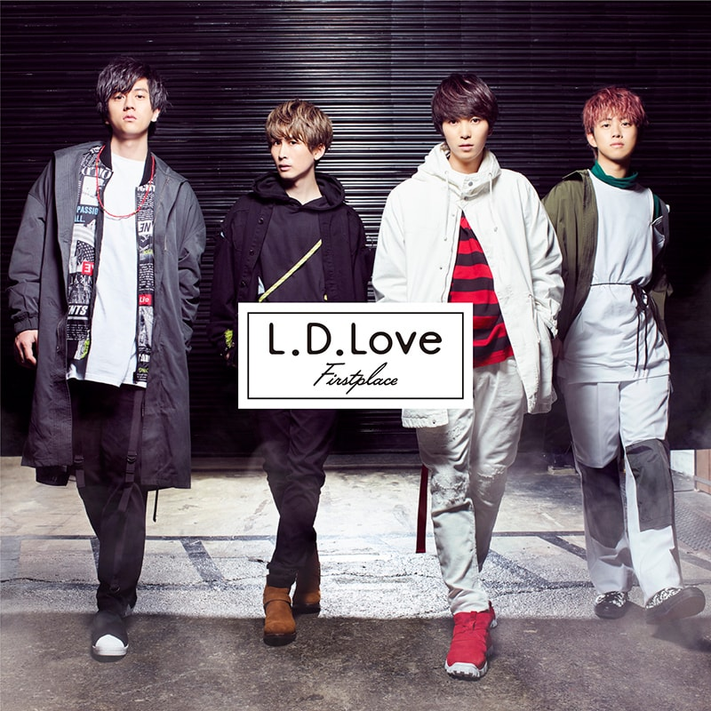 First place「L.D.Love」通常盤