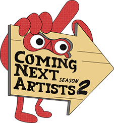 Coming Next Artists シーズン2
