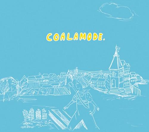 コアラモード.「空色コントラスト」初回限定盤