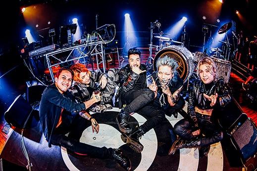 2020年8月に開催された配信ライブ「SPECIES VIRTUAL WORLD TOUR - OPEN THE DIMENSIONS」の様子。(撮影:西槇太一)