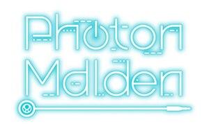 Photon Maidenのロゴ。