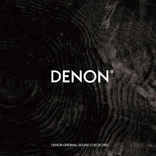 「デノン オリジナルサウンドチェックディスク」