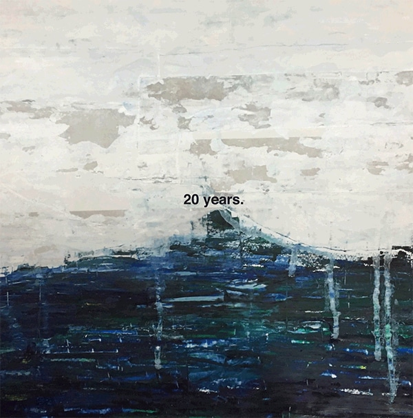 the band apart「20 years」