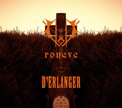 D'ERLANGER「roneve」初回限定盤