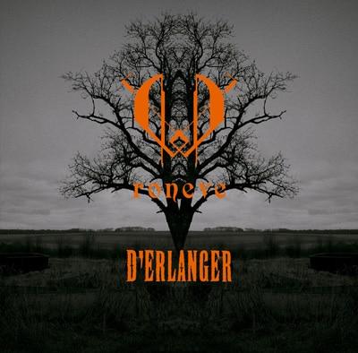 D'ERLANGER「roneve」通常盤