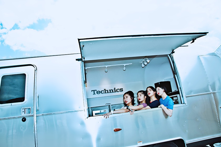 CHAI|Technics Sound Trailer