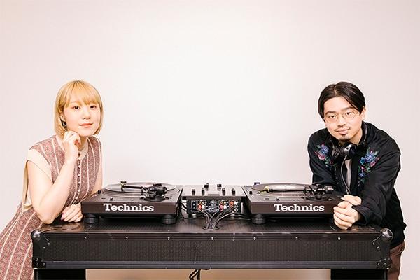 おかもとえみ&ハマ?オカモト(OKAMOTO'S)|Technics×「RSD Drops」