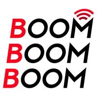 「BOOM BOOM BOOM」ロゴ