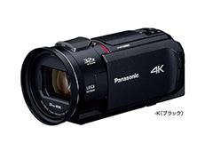 Panasonic「デジタル4Kビデオカメラ HC-WX1M/WZX1M」