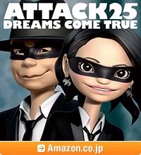 「ATTACK25」通常盤