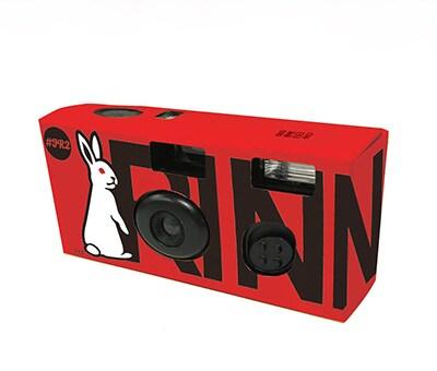 吉田凜音「#film」生産限定#FR2コラボカメラ盤