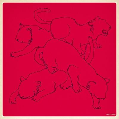 パスピエ「ネオンと虎」初回限定盤