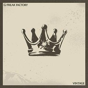 G-FREAK FACTORY「VINTAGE」初回限定盤