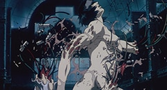 「GHOST IN THE SHELL/攻殻機動隊」より。
