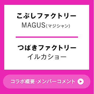 こぶしファクトリー MAGUS / つばきファクトリー イルカショー