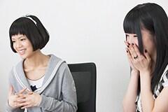 写真左からハナエ、相沢梨紗