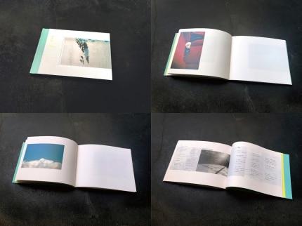 ハナレグミ「発光帯」のブックレットより。