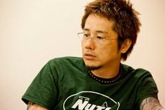 横山健(G, Vo)