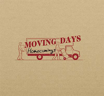 Homecomings「Moving Days」初回限定盤