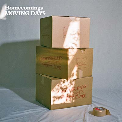 Homecomings「Moving Days」通常盤