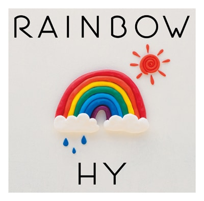 HY「RAINBOW」通常盤