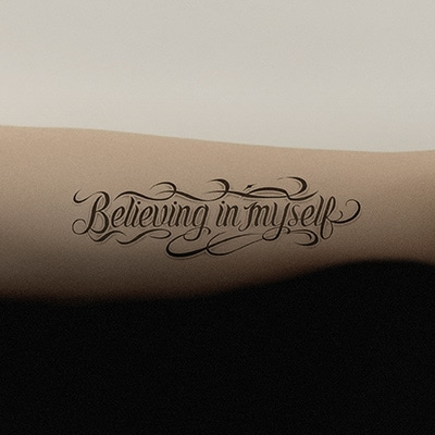 「BELIEVING IN MYSELF」配信