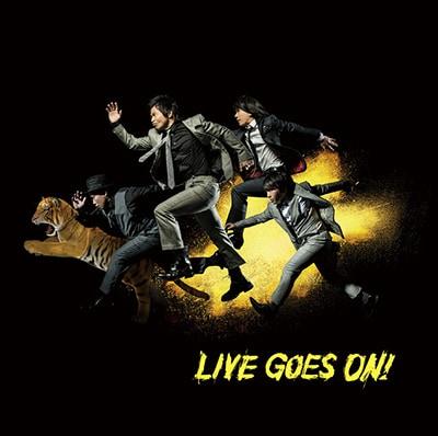 THE イナズマ戦隊「LIVE GOES ON!」初回限定盤