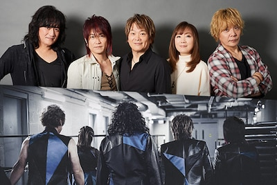 JAM Project「GET OVER -JAM Project THE MOVIE-」インタビュー