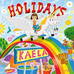 木村カエラ「HOLIDAYS」生産限定盤