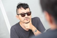 インタビュー写真