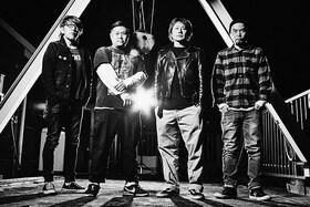 "Ken Yokoyama「4Wheels 9Lives」インタビュー|不死身のバンドが6年ぶりアルバムで""死""と向き合い、 ""生""を描く"
