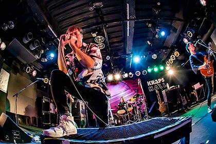 NOISEMAKER(Photo by TAKASHI KONUMA)