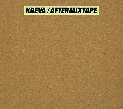 KREVA「AFTERMIXTAPE」初回限定盤A