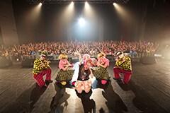 5月10日 シンガポール シンガポール・Scape Warehouse公演の様子(撮影:石井亜希)