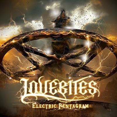 LOVEBITES「ELECTRIC PENTAGRAM / エレクトリック・ペンタグラム」初回限定盤A
