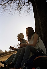 ベストアルバム「Early Times」リリース時のアーティスト写真(2005年2月発売)。