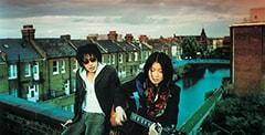 2ndアルバム「LOVE PSYCHEDELIC ORCHESTRA」リリース時のアーティスト写真(2002年1月発売)。