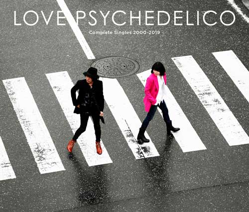 LOVE PSYCHEDELICO「Complete Singles 2000-2019」