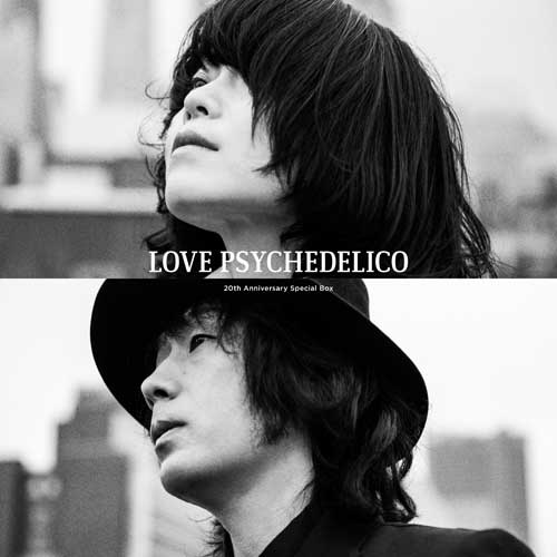 LOVE PSYCHEDELICO「20th Anniversary Special Box」