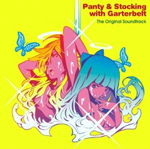 TCY FORCE produced by ☆Taku Takahashi「Panty & Stocking with Garterbelt The Original Soundtrack」ジャケット