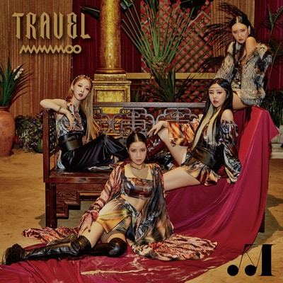 MAMAMOO「TRAVEL -Japan Edition-」初回限定盤A