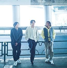 左からSTUTS、松田龍平、Daichi Yamamoto。(Photo by seiji shibuya)