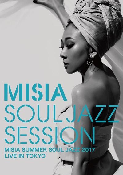 MISIA「MISIA SOUL JAZZ SESSION」Blu-ray盤