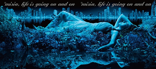 MISIA「Life is going on and on」初回限定盤